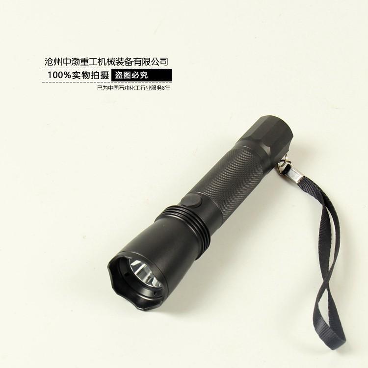 LED便携式防爆手电