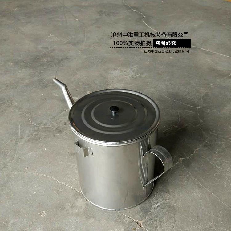 不锈钢加油壶